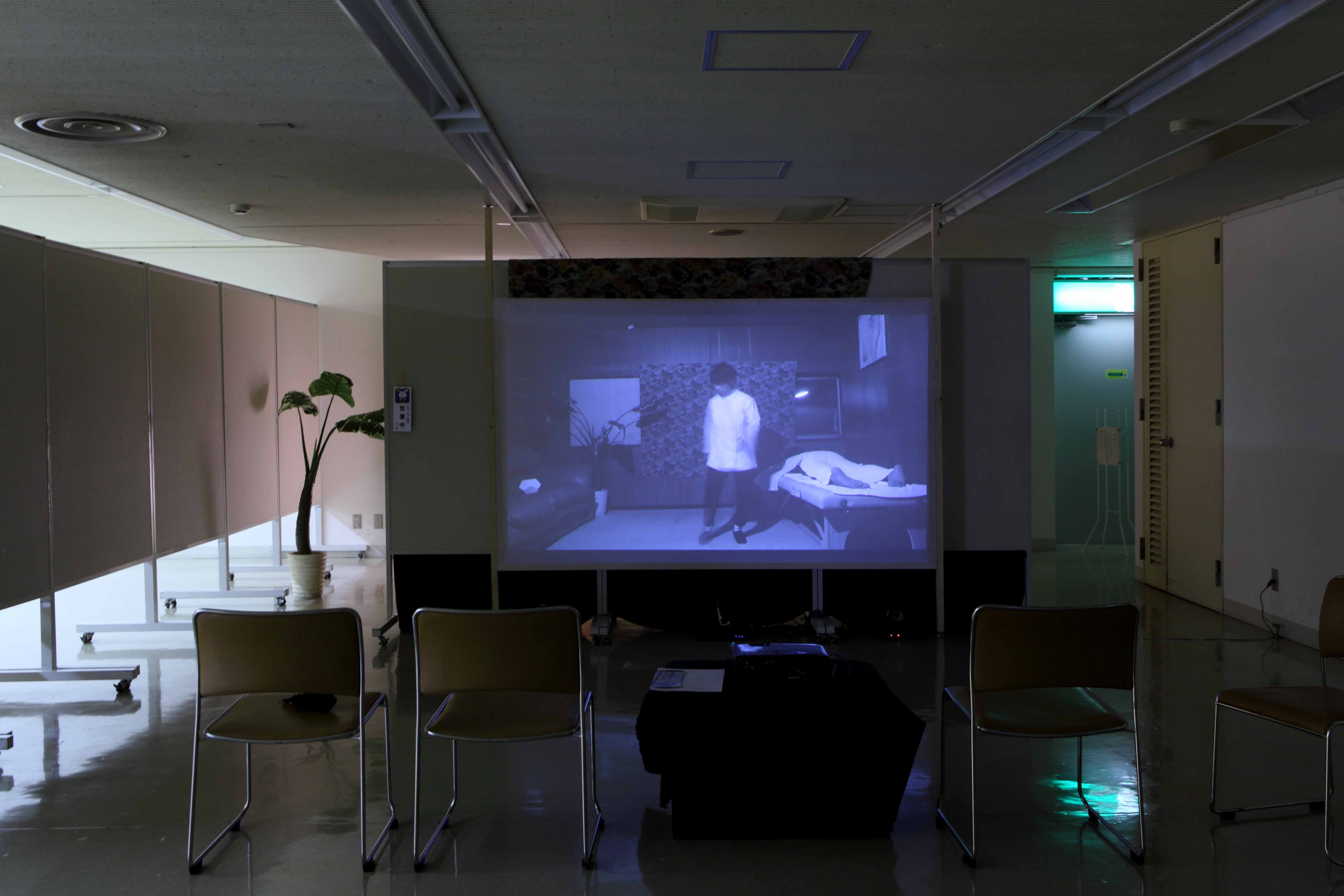 和田昌宏 / KOBU / 2015 / video installation